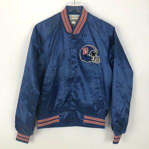 Vintage Chalk Line NFL Denver Broncos Blue Stain